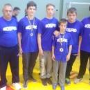 Hrvački klub Gospić na međunarodnom turniru za dječake u Italiji