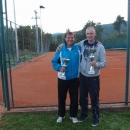 Na teniskom turniru u Ogulinu Mijo Orešković osvojio prvo mjesto