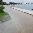I u Novalji poplavljene ceste i podrumi