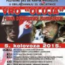 "Proslavimo Dan pobjede i domovinske zahvalnosti i 20-tu obljetnicu VRO ""Oluja"" Ljubovo 2015"