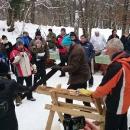 Novogodišnji piknik na Plitvičkim jezerima