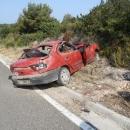 Prometna nesreća u Rudanovcu