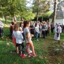 Na spomendan Gospe Žalosne pobožnost križnog puta na Fortici