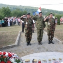 U spomen na 19 poginulih branitelja u Oluji