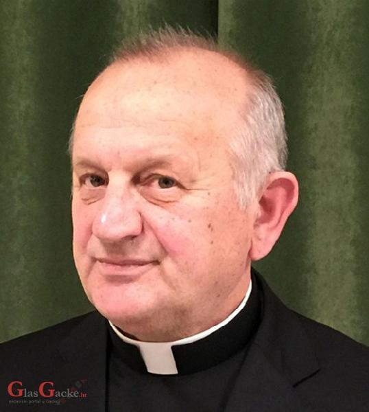 Jure Bogdan - novi hrvatski vojni biskup