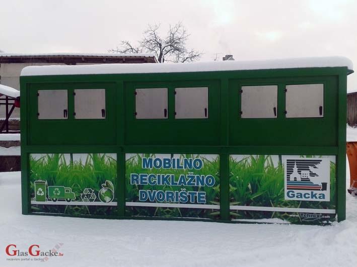 Gacka nabavila mobilno reciklažno dvorište