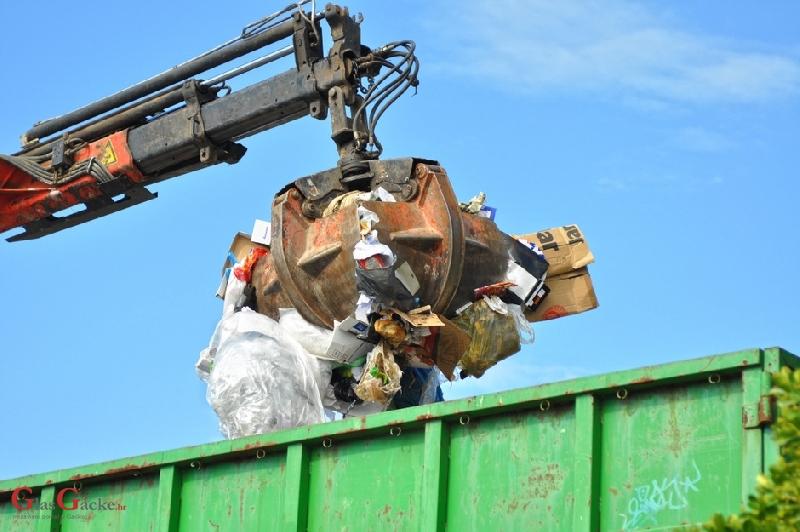 Odvoz glomaznog (krupnog) otpada