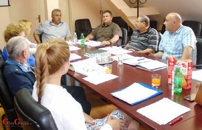 Održana sjednica Općinskog vijeća Općine Brinje