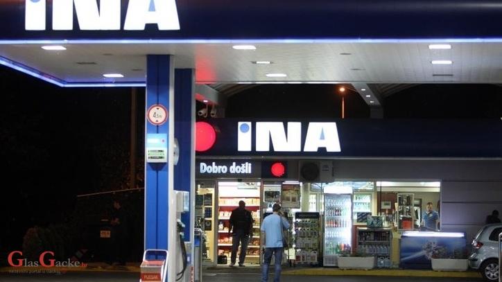 Sutra svečano otvorenje benzinske postaje INA u Gospiću