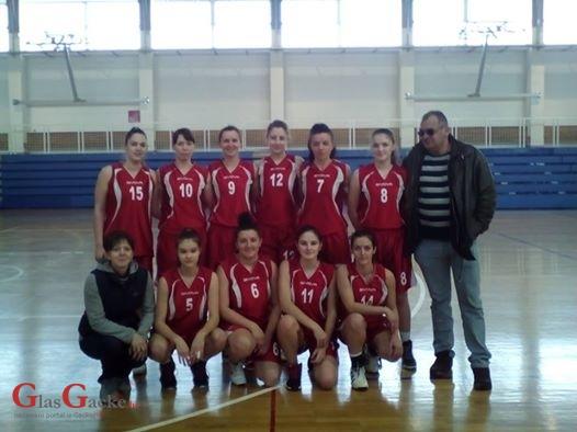ŽKK Otočac-ŽKK Gospić 59-55