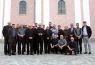 Biskup Križić na međudekanatskom sastanku u Otočcu