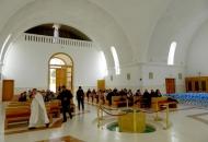 Poljaci na misi u Crkvi hrvatskih mučenika na Udbini