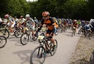 415 biciklista za 14. Uspon na Zavižan