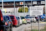 Zabrana prijelaza granice u Vinjanima Donjima