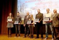 Gačanski športaši - dobitnici gradskih priznanja
