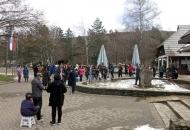Na Plitvičkim jezerima turista kao u priči