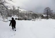Zbog sniga do kolina nema blagoslova