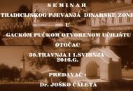 Seminar za dinarsku zonu