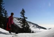 Prvi dan proljeća na sjevernom Velebitu