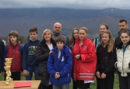 Rezultati županijskog natjecanja osnovnih škola u krosu