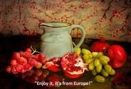 Uživaj, iz Europe je!
