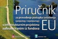 Priručnik za izvlaštenje u infrastrukturnima projektima sufinanciranima iz fondova EU