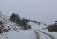 Snig u senjskon zaleđu