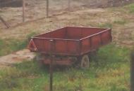 U Veljunu Primoskom iz garaže otuđena traktorska prikolica