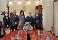 Veleposlanica Izraela Zina Kalay Kleitman posjetila Novalju