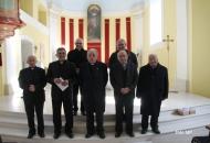 Sjednica kanonika Senjskog Kaptola
