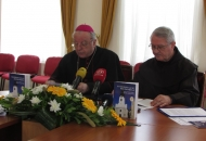 Tiskovna konferencija povodom biskupskog ređenja mons. Zdenka Križića