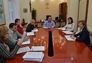 Povjerenik Robert Badurina održao prvi sastanak