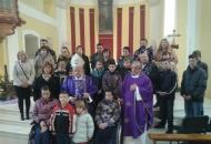 Biskupijski Caritas darivao deset obitelji u potrebi