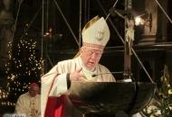 Milosrdni Bog nas uči milosrđu - poruka je biskupa Bogovića za Božić 2015.godine