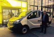 Zajednica sportova Grada Novalje dobila novo vozilo