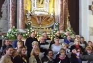 Gradski zbor Novalja gostovao u Sinju