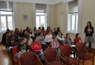 """Predavanje """"Važnost i uloga uravnotežene prehrane danas"""" u Novalji"""