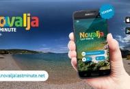 Prezentacija mobilne aplikacije NOVALJA LAST MINUTE