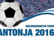 Malonogometni turnir - Antonija 2016 u Novalji