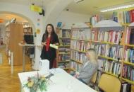U Gradskoj knjižnici Senj održano predavanje sportsko-zdravstvene tematike