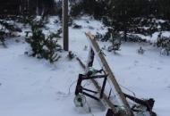 Velike štete na elektroenergetskoj mreži
