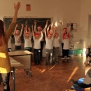 Posljednji dan škole - veselo i radosno