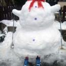 Snježna kraljica osvanula u Prozoru