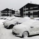 Na Plitvicama sedam snjegova ove godine