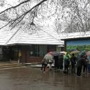 Obilazak Plitvičkih jezera po tanku snijegu