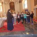 Jučer i danas prije Cvjetnice u župi Otočac bila su Pokornička bogoslužja i ispovijedanje