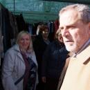 Milan Bandić u druženju s građanima Otočca