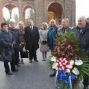 Izaslanstvo Brinja posjetilo grob dr. Franje Tuđmana