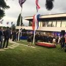 Don Jure Ladišić na prijamu kod predsjednice Republike uz Dan državnosti
