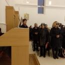 Hodočašće Otočkoga dekanata na Udbinu